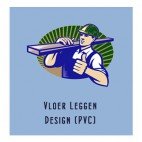 Vloer Leggen Design - PVC